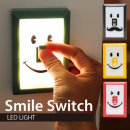 \ スマイルスイッチ関連2個以上送料無料 /【LEDライト】スマイル スイッチ LED ライト PEVS1050【CAN-05】【スマイルスイッチ キッズ 子供 玄関 寝室】