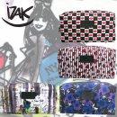 【iZAK(アイザック)】コスメ バック コスメポーチ 化粧バッグ 化粧ポーチ【デザイン 可愛い 化粧品 小物収納 プレゼント】