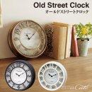 壁掛け時計 クロック NHE901【LI-167】【スパイス SPICE】オールドストリートクロック 掛け時計 時計 掛け時計