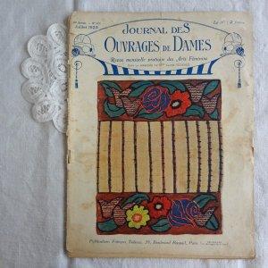 Jounal des ouvrages de dames1923