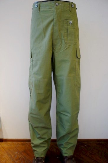 a715a2b06ad798  Nigel Cabourn × LYBRO COMBAT PANT(COTTON RIPSTOP)- ARMY - - KARBE Online  Store  カーブ オンラインストア
