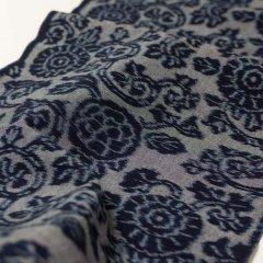 手織り久留米絣 花衣(1反)