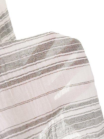 LOVESTITCHのJuliettaCaftanDress/海外ファッションが好きな大人カジュアルのためのLOVESTITCH(ラブステッチ)のワンピースやマキシワンピース。サラッとした肌触りのボーダーマキシ。涼しげな質感と透け感があります。/main-11