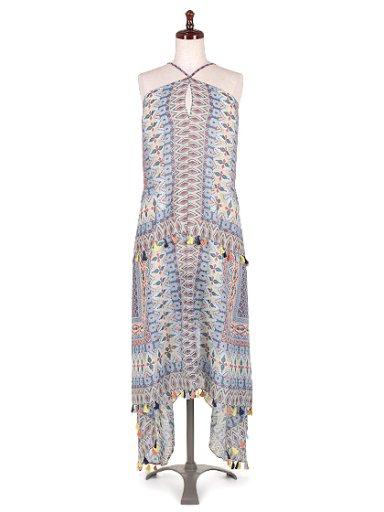 海外ファッション好きのためのカリフォルニアテイストの大人カジュアルインポートブランドLOVESTITCH(ラブステッチ)のAmal Dress