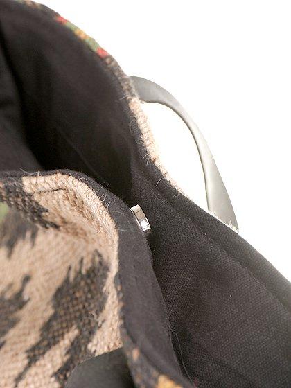 LOVESTITCHのOliveTote/海外ファッションが好きな大人カジュアルのためのLOVESTITCH(ラブステッチ)のバッグやトートバッグ。大胆なネイティブ柄の大型トートバッグ。説明不要の可愛さです・・・。/main-10