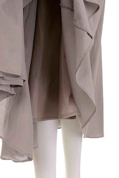 CircularSkirt(Solid)大人カジュアルに最適な海外ファッションのothers(その他インポートアイテム)のボトムやスカート。ほっそりシルエットのロングスカート。この手のスカートにありがちな広がり感がなく、体系をカバーしながら下半身をスッキリ見せてくれます。/main-10