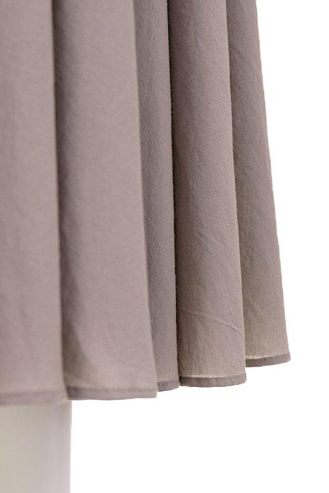 CircularSkirt(Solid)大人カジュアルに最適な海外ファッションのothers(その他インポートアイテム)のボトムやスカート。ほっそりシルエットのロングスカート。この手のスカートにありがちな広がり感がなく、体系をカバーしながら下半身をスッキリ見せてくれます。/main-11