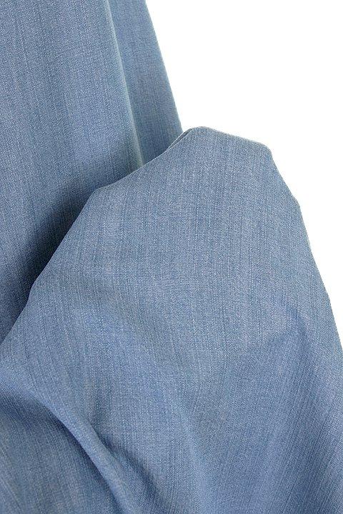 LOVESTITCHのJoanieMaxiSkirt/海外ファッションが好きな大人カジュアルのためのLOVESTITCH(ラブステッチ)のボトムやスカート。薄手のテンセルデニムを使用したマキシスカート。テロテロの素材感で季節を問わず大活躍。/main-9