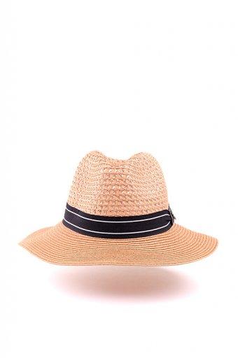 海外ファッションや大人カジュアルにオススメなインポートセレクトアイテムL.A.直輸入のWide Brim Panama w/ Anchor Charm