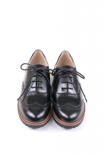 海外ファッションや大人カジュアルに最適なインポートセレクトアイテムのWingtip Shoes w/ Tank Sole