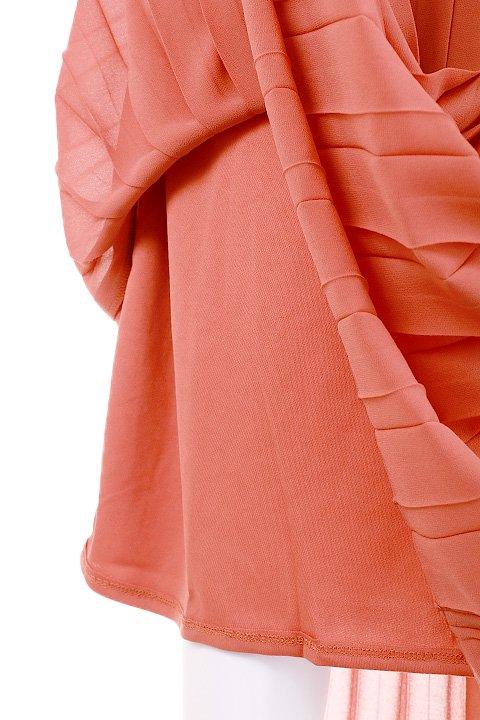 CottonCandyLAのPleatsPleaseSkirt/セクシーさのある大人カジュアルブランドCottonCandyL.A.(コットンキャンディーL.A.)のボトムやスカート。キレイ目にもカジュアルにも大活躍のプリーツスカート。程よいレングスと合わせやすいカラーで、肌触りの良い裏地も付いています。/main-8