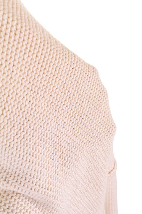LOVESTITCHのTamaraSweater/海外ファッションが好きな大人カジュアルのためのLOVESTITCH(ラブステッチ)のトップスやニット・セーター。重ねた見頃とファンネルネックが可愛いオーバーサイズニット。アンゴラ混の柔らか素材でカジュアル感の中に高級感が感じられます。/main-14
