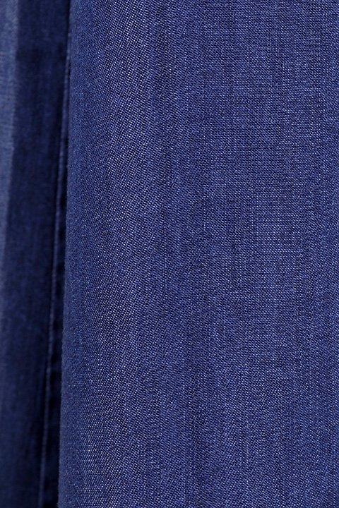 LOVESTITCHのJoanieMaxiSkirt(Indigo)テンセルデニム・マキシスカート/海外ファッションが好きな大人カジュアルのためのLOVESTITCH(ラブステッチ)のボトムやスカート。薄手のテンセルデニムを使用したマキシスカート。テロテロの素材感で季節を問わず大活躍。/main-9