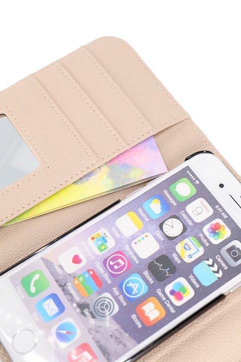 STARRYのNoble//foriPhone6,6s,7/iPhoneケースのレディースブランド、STARRY(スターリー)のテックアクセサリーや。全国の女子大生に人気のフリーペーパーTiaraGirl編集長でありモデルも務める瀬戸晴加さんとSTARRYのスペシャルコラボのスマホケースが登場。今回はDearとNobleの2パターン。/main-14