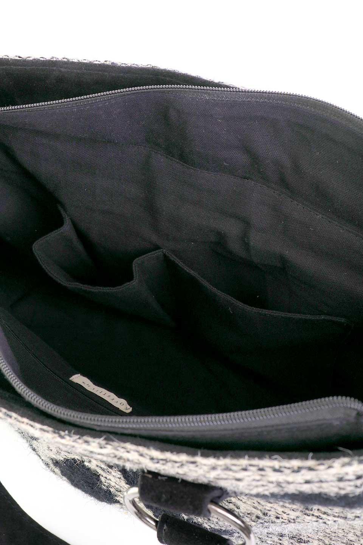 LOVESTITCHのWyomingTote/海外ファッションが好きな大人カジュアルのためのLOVESTITCH(ラブステッチ)のバッグやトートバッグ。オルテガモチーフのミニトートバッグ。強靭なジュート素材とヌバックレザーのクールなコンビネーションです。/main-18