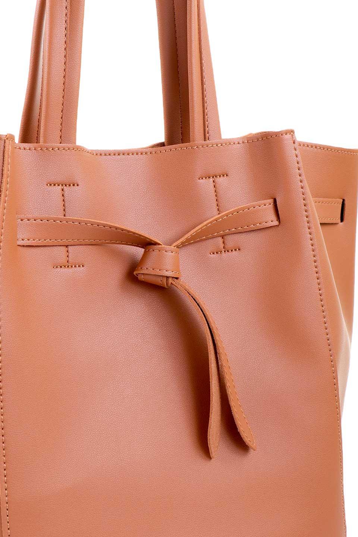 meliebiancoのDevry(Tan)/海外ファッション好きにオススメのインポートバッグ、MelieBianco(メリービアンコ)のバッグやトートバッグ。毎回大人気のバッグインバッグ付きのトートバッグが入荷しました。付属のストラップを付ければショルダーバッグとしてご利用いただけます。/main-5