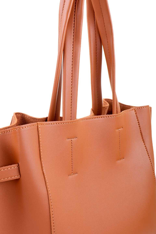 meliebiancoのDevry(Tan)/海外ファッション好きにオススメのインポートバッグ、MelieBianco(メリービアンコ)のバッグやトートバッグ。毎回大人気のバッグインバッグ付きのトートバッグが入荷しました。付属のストラップを付ければショルダーバッグとしてご利用いただけます。/main-6