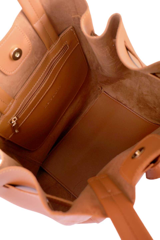 meliebiancoのDevry(Tan)/海外ファッション好きにオススメのインポートバッグ、MelieBianco(メリービアンコ)のバッグやトートバッグ。毎回大人気のバッグインバッグ付きのトートバッグが入荷しました。付属のストラップを付ければショルダーバッグとしてご利用いただけます。/main-9