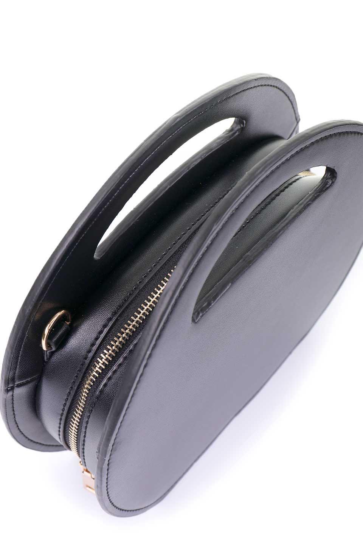 meliebiancoのCarelle(Black)/海外ファッション好きにオススメのインポートバッグとかばん、MelieBianco(メリービアンコ)のバッグやショルダーバッグ。小ぶりで可愛いショルダーバッグ。ラウンドタイプのショルダーバッグはファッションのジャンルを問わず安定した人気があります。/main-7