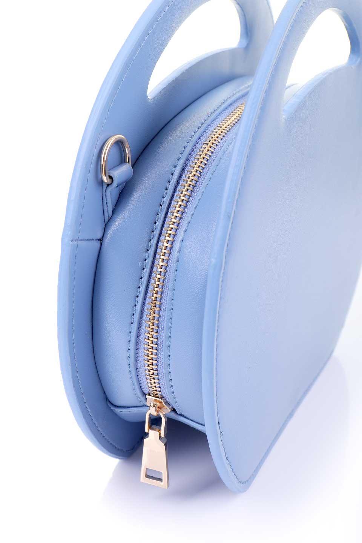 meliebiancoのCarelle(Blue)/海外ファッション好きにオススメのMelieBianco(メリービアンコ)のバッグやショルダーバッグ。小ぶりで可愛いショルダーバッグ。ラウンドタイプのショルダーバッグはファッションのジャンルを問わず安定した人気があります。/main-5