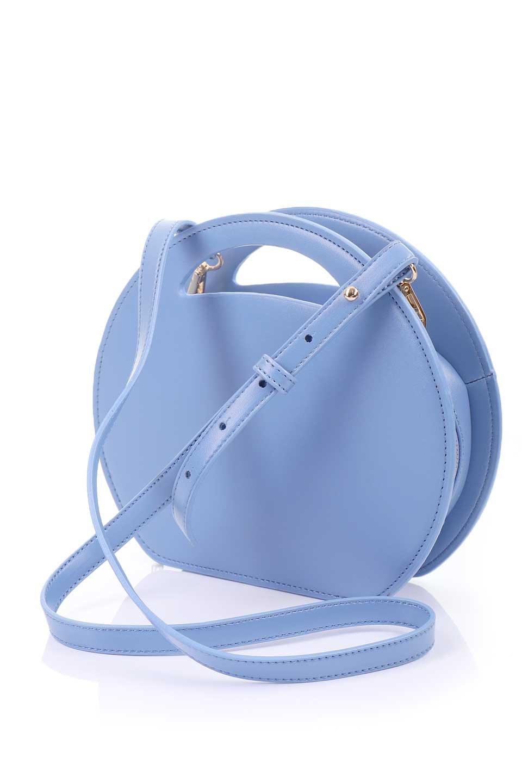 meliebiancoのCarelle(Blue)/海外ファッション好きにオススメのMelieBianco(メリービアンコ)のバッグやショルダーバッグ。小ぶりで可愛いショルダーバッグ。ラウンドタイプのショルダーバッグはファッションのジャンルを問わず安定した人気があります。/main-9