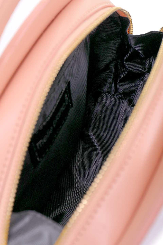 meliebiancoのCarelle(Blush)ラウンドショルダーバッグ/海外ファッション好きにオススメのインポートバッグとかばん、MelieBianco(メリービアンコ)のバッグやショルダーバッグ。小ぶりで可愛いショルダーバッグ。ラウンドタイプのショルダーバッグはファッションのジャンルを問わず安定した人気があります。/main-9