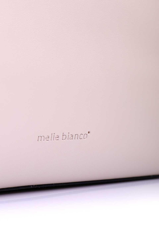meliebiancoのCarter(Bone)/海外ファッション好きにオススメのインポートバッグとかばん、MelieBianco(メリービアンコ)のバッグやトートバッグ。小物入れが付いた程よいサイズ感のトートバッグ。正面についたポーチがバイカラーのアクセントになった可愛いデザインです。/main-10