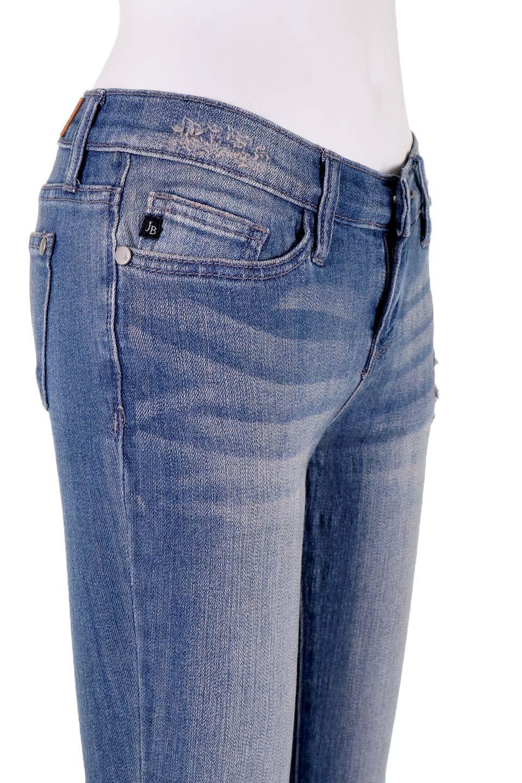 L.A.直輸入のDestroyedKneeSkinny(MidBlue)大人カジュアルに最適な海外ファッションのothers(その他インポートアイテム)のボトムやパンツ。クラッシュ加工がポイントのスキニーデニムパンツ。細身ですがかなりストレッチの効いたデニムです。/main-12