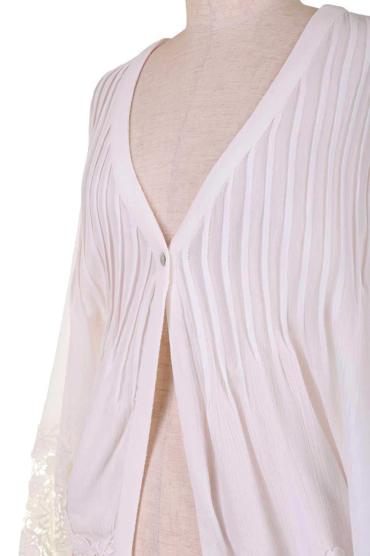 LOVESTITCHのRashidaBlouse/海外ファッションが好きな大人カジュアルのためのLOVESTITCH(ラブステッチ)のトップスやシャツ・ブラウス。袖と裾のカットワークレースがとても可愛いブラウス。胸元のピンタックや広めのVゾーンからの一つボタンやレースのシースルー具合・・・どれもこれもカワイイだらけのブラウスです。/main-12