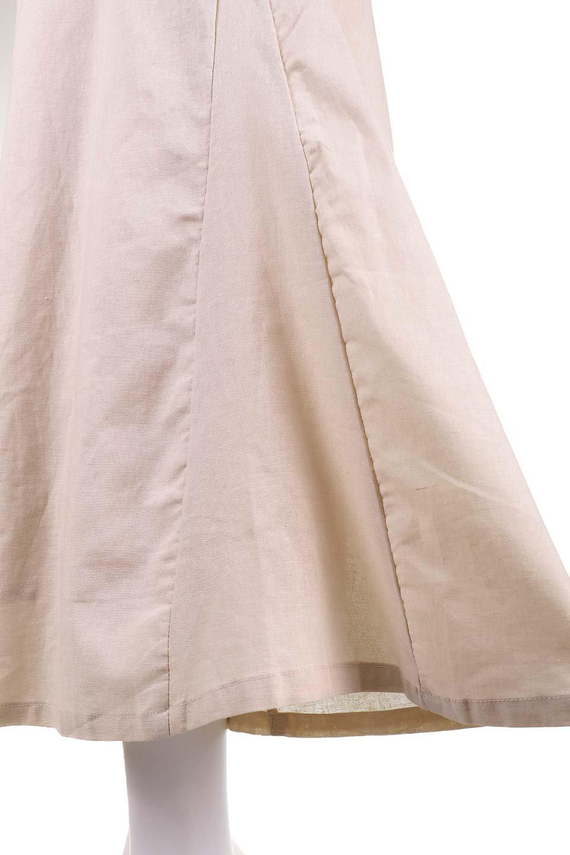 RibbonFlaredPants(Beige)大人カジュアルに最適な海外ファッションのothers(その他インポートアイテム)のボトムやパンツ。人気のデザインで絶好調のフレアワイドパンツ。麻混のウエストリボンで裏地付きです。/main-9