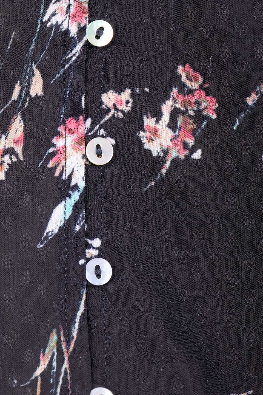 LOVESTITCHのChloeTop花柄ブラウス/海外ファッションが好きな大人カジュアルのためのLOVESTITCH(ラブステッチ)のトップスやシャツ・ブラウス。LOVESTITCHが得意とするブラウス系のトップス。様々なボトムに合わせやすく、お手軽にカリフォルニアの空気感を感じられるブラウスです。/main-17