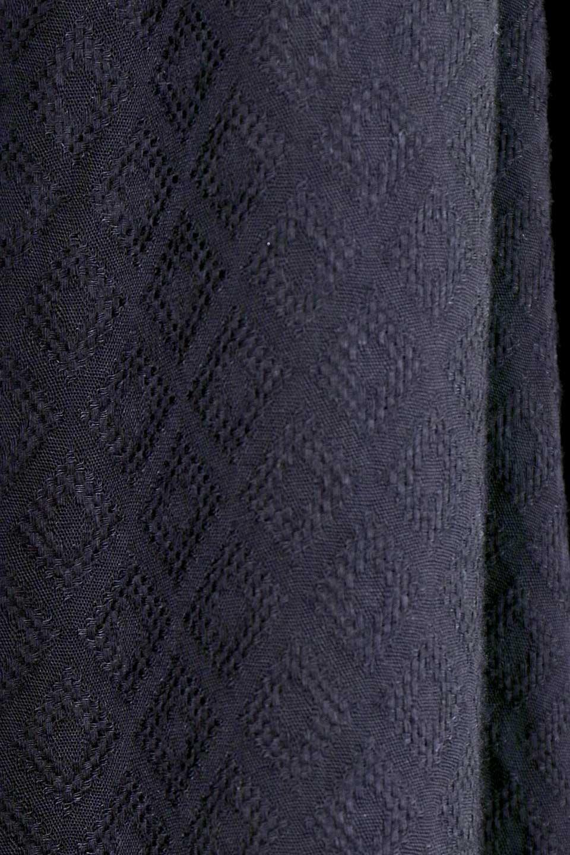 LOVESTITCHのAvaBlouse(Black)ベルスリーブ・レースブラウス/海外ファッションが好きな大人カジュアルのためのLOVESTITCH(ラブステッチ)のトップスやシャツ・ブラウス。立体感のあるジャカート織とクロシェレースのブラウス。暑い夏の日でも涼しげな絶妙な袖の長さです。/main-14