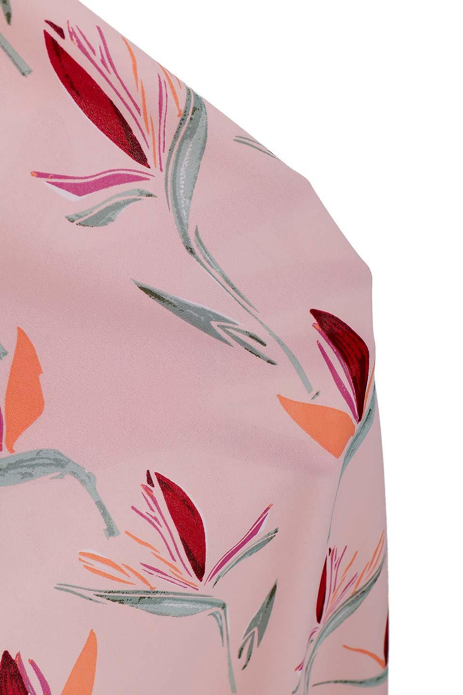 L.A.直輸入のValleyWrapMaxiDress花柄マキシラップワンピース大人カジュアルに最適な海外ファッションのothers(その他インポートアイテム)のワンピースやマキシワンピース。可愛らしいプリント柄のマキシワンピース。ラップタイプなのでフィット感をお好みで調節できます。/main-14