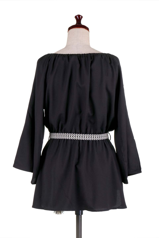 BellSleeveGeorgetteBlouseベルスリーブ・ジョーゼットブラウス大人カジュアルに最適な海外ファッションのothers(その他インポートアイテム)のトップスやシャツ・ブラウス。引き続き人気のオフショルダー。スリット入りのベルスリーブがヒラヒラと可愛いブラウスです。/main-14