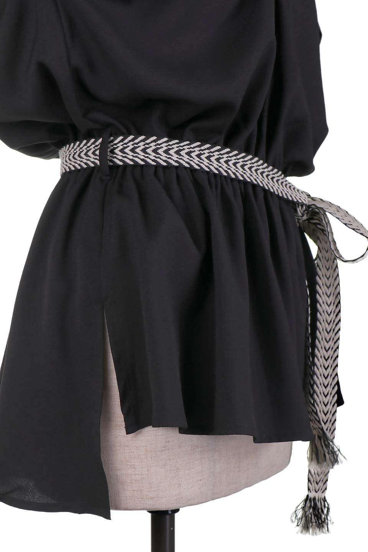 BellSleeveGeorgetteBlouseベルスリーブ・ジョーゼットブラウス大人カジュアルに最適な海外ファッションのothers(その他インポートアイテム)のトップスやシャツ・ブラウス。引き続き人気のオフショルダー。スリット入りのベルスリーブがヒラヒラと可愛いブラウスです。/main-16