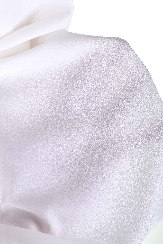 BellSleeveGeorgetteBlouseベルスリーブ・ジョーゼットブラウス大人カジュアルに最適な海外ファッションのothers(その他インポートアイテム)のトップスやシャツ・ブラウス。引き続き人気のオフショルダー。スリット入りのベルスリーブがヒラヒラと可愛いブラウスです。/main-9