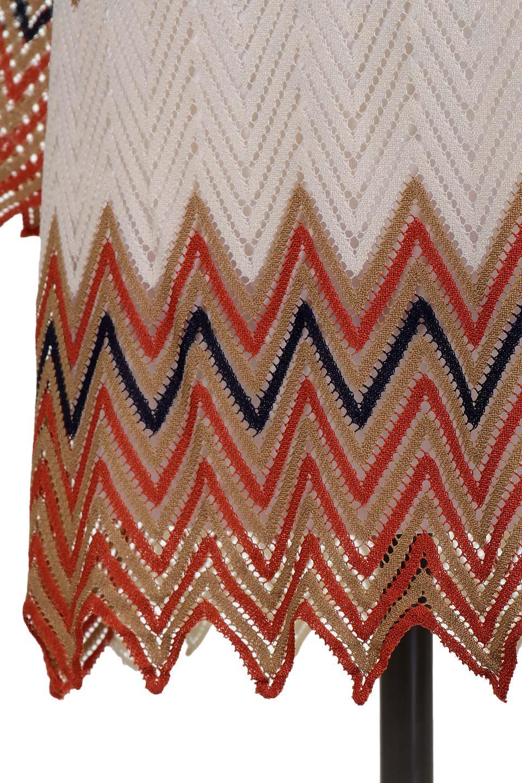 WaveWovenRetroDress大人カジュアルに最適な海外ファッションのothers(その他インポートアイテム)のワンピースやミニワンピース。レトロ感タップリのミニワンピ。なんといってもこのカラーリングがたまりません。/main-12