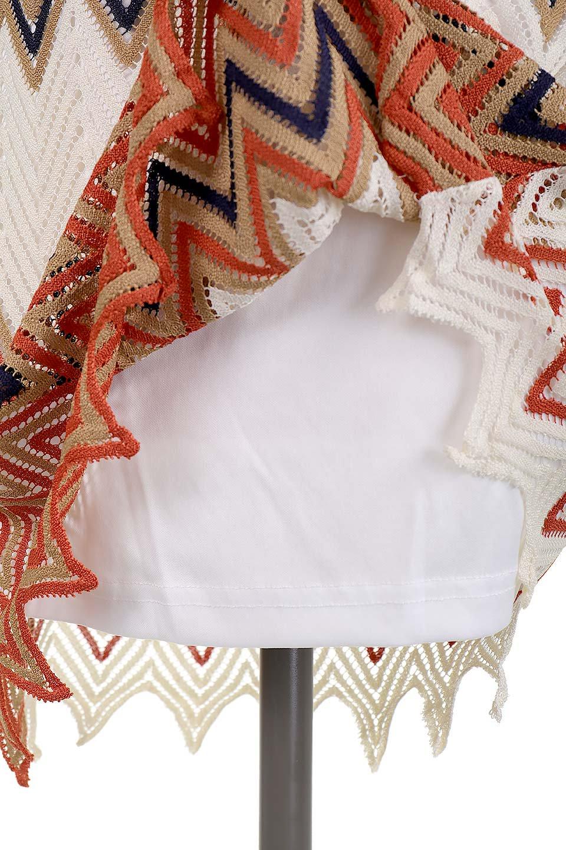 WaveWovenRetroDress大人カジュアルに最適な海外ファッションのothers(その他インポートアイテム)のワンピースやミニワンピース。レトロ感タップリのミニワンピ。なんといってもこのカラーリングがたまりません。/main-13