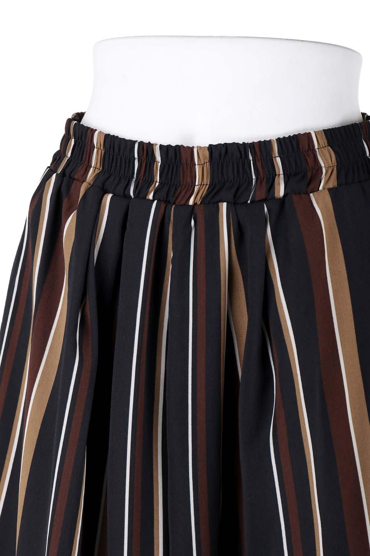 Multi-StripeWidePantsマルチストライプ・レトロパンツ大人カジュアルに最適な海外ファッションのothers(その他インポートアイテム)のボトムやパンツ。レトロな雰囲気のガウチョパンツ。もはや定番人気のマルチストライプのアイテム。/main-5
