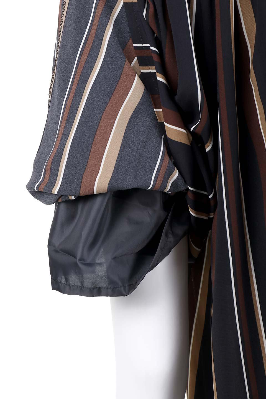 Multi-StripeWidePantsマルチストライプ・レトロパンツ大人カジュアルに最適な海外ファッションのothers(その他インポートアイテム)のボトムやパンツ。レトロな雰囲気のガウチョパンツ。もはや定番人気のマルチストライプのアイテム。/main-7