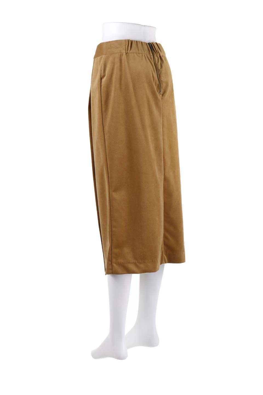 VelveteenWrapSkirtベッチン素材ラップスカート大人カジュアルに最適な海外ファッションのothers(その他インポートアイテム)のボトムやスカート。肌触りの良い別珍素材のラップスカート。スタイルが良く見えるペンシルスカートタイプのシルエットで、ヒールの高いパンプスでもカジュアルなスニーカーでもOK。/main-11