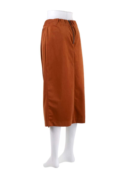 VelveteenWrapSkirtベッチン素材ラップスカート大人カジュアルに最適な海外ファッションのothers(その他インポートアイテム)のボトムやスカート。肌触りの良い別珍素材のラップスカート。スタイルが良く見えるペンシルスカートタイプのシルエットで、ヒールの高いパンプスでもカジュアルなスニーカーでもOK。/main-19