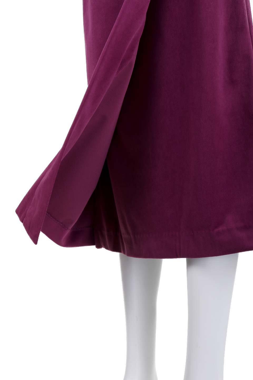 VelveteenWrapSkirtベッチン素材ラップスカート大人カジュアルに最適な海外ファッションのothers(その他インポートアイテム)のボトムやスカート。肌触りの良い別珍素材のラップスカート。スタイルが良く見えるペンシルスカートタイプのシルエットで、ヒールの高いパンプスでもカジュアルなスニーカーでもOK。/main-7