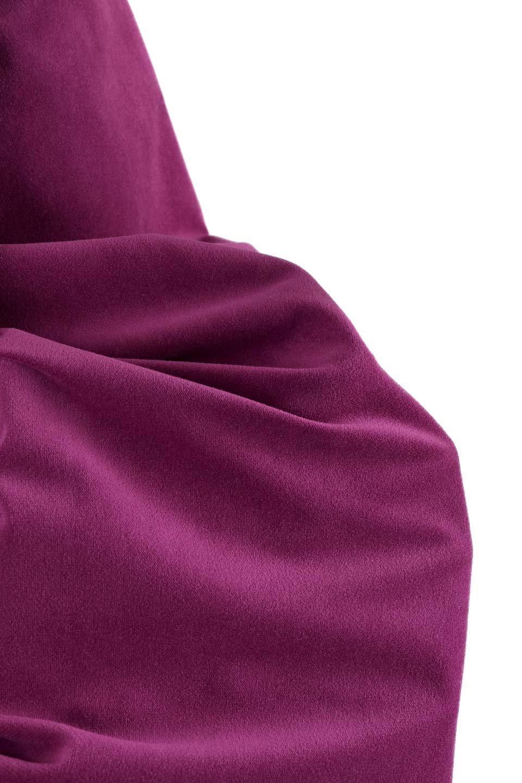 VelveteenWrapSkirtベッチン素材ラップスカート大人カジュアルに最適な海外ファッションのothers(その他インポートアイテム)のボトムやスカート。肌触りの良い別珍素材のラップスカート。スタイルが良く見えるペンシルスカートタイプのシルエットで、ヒールの高いパンプスでもカジュアルなスニーカーでもOK。/main-9