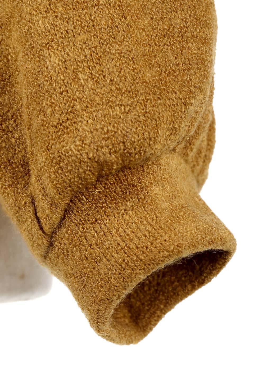 EmbroideredSleeveSoftknitTop刺繍入り・ソフトニットトップス大人カジュアルに最適な海外ファッションのothers(その他インポートアイテム)のトップスやニット・セーター。刺繍入りのボリューミーな袖が可愛いトップス。なめらかでソフトな生地感です。/main-8