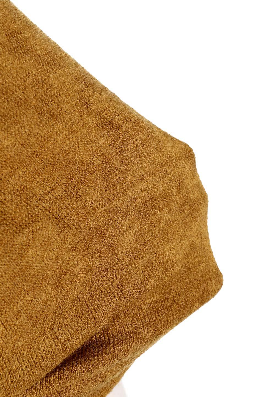 EmbroideredSleeveSoftknitTop刺繍入り・ソフトニットトップス大人カジュアルに最適な海外ファッションのothers(その他インポートアイテム)のトップスやニット・セーター。刺繍入りのボリューミーな袖が可愛いトップス。なめらかでソフトな生地感です。/main-9