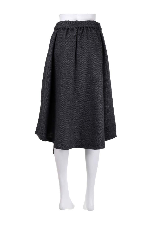 HerringboneWrapSkirtヘリンボーンラップスカート大人カジュアルに最適な海外ファッションのothers(その他インポートアイテム)のボトムやスカート。ツイードの様なヘリンボーン生地のラップスカート。アシメントリーなデザインのフレアタイプのスカートです。/main-14
