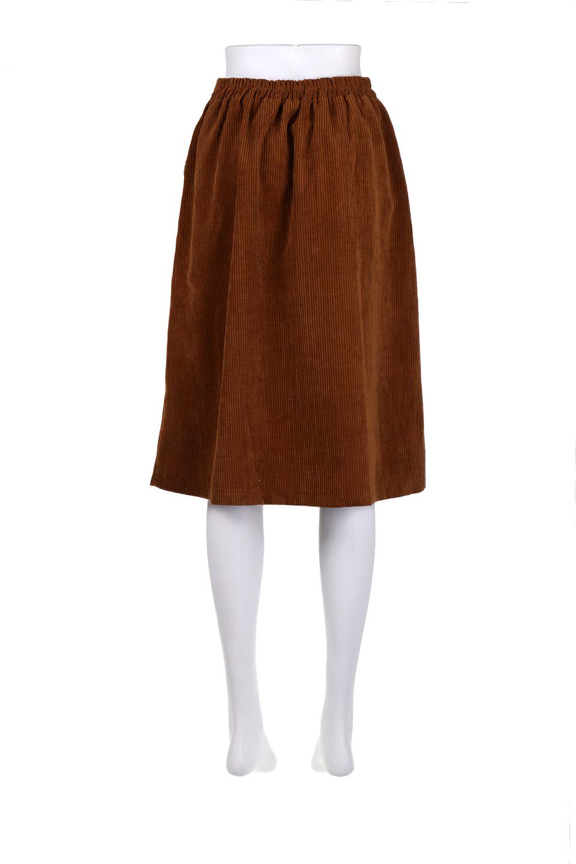 WideWaleCorduroyFloralEmbro.Skirt花刺繍入りコーデュロイスカート大人カジュアルに最適な海外ファッションのothers(その他インポートアイテム)のボトムやスカート。温かみのある太うねコーデュロイの刺繍スカート。秋冬大人気の素材、太うねコーデュロイを使用したエレガント&カジュアルなアイテムです。/main-19