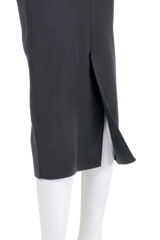LOVESTITCHのAdelaPencilSkirtニット・ペンシルスカート/海外ファッションが好きな大人カジュアルのためのLOVESTITCH(ラブステッチ)のボトムやスカート。タイトシルエットのペンシルスカート。しっかりとした生地なので適度な引き締め効果もあり、下半身をスッキリと魅せてくれます。/main-13