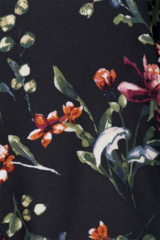 LOVESTITCHのAlishaTop花柄長袖ブラウス/海外ファッションが好きな大人カジュアルのためのLOVESTITCH(ラブステッチ)のトップスやシャツ・ブラウス。大人っぽい花柄がおすすめポイントのブラウス。フワッと膨らんだ袖はキュッと絞ればビショップスリーブ。/main-10